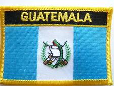 Guatemala Patch / Guatemala Flag
