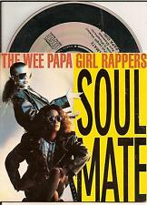 WEE PAPA GIRL RAPPERS - soulmate CD SINGLE 3TR CARD 1988 (HOLLAND REL.)