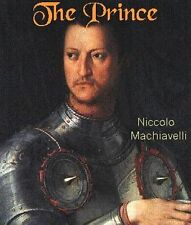 THE PRINCE by Nicolo Machiavelli - Unabridged Audiobook on 1 MP3 CDs