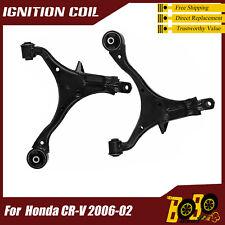 Front Lower Control Arm Left & Right Pair Set Kit for 02-06 Honda CR-V CRV