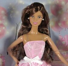 2015 Birthday Wishes Barbie Doll For a Special Birthday Girl Pink Label MIB
