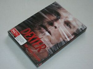 Dexter - The Final Season - 4 Disc - Region 4 - VGC - DVD