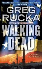 Walking Dead (Atticus Kodiak, Book 7) by Rucka, Greg, Good Book