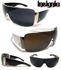 Anti-Reflective Metal & Plastic Frame Sunglasses for Women