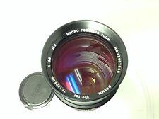 Vivitar 75-205 Macro F3.8 for FD Canon