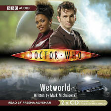 Doctor Who Audiobook : Wetworld  (CD-Audio, 2008) read by freema agyeman