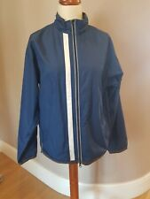 NIKE Clima Fit Blue shell jacket Size Large ideal for running Activewear