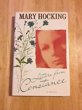 Letters From Constance - Mary Hocking - Signed First Edition 1991 - 1st Book
