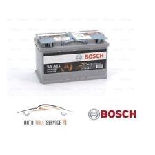 Bosch 80ah 800A Starterbatterie auto batterie Akku Start-Stopp Audi Bmw Opel VW