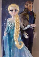 Disney Fairytale Designer Collection - Elsa and Hans Limited Edition Doll Set