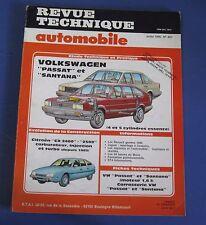 Revue technique  RTA 457 Volkswagen passat et santana 4 & 5 cylindres essence
