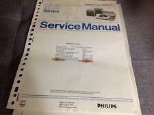 Gramophone 22GF807/15 Philips Service Manual