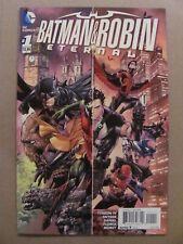 Batman and Robin Eternal #1 DC Comics 2015 NEW 52 1st Print 9.6 Near Mint+
