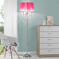 [lux.pro] Lampadaire Lampe Lampadaire Lampadaire Lampe Lumière de salon rose