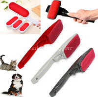 Fur Removal Pet Hair & Lint Remover Magic Cloth Coat Fabric Brush Brusher Tool