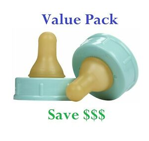 Nipple Slow flow Enfamil Disposable Nipple FREE shipping - Value packs!