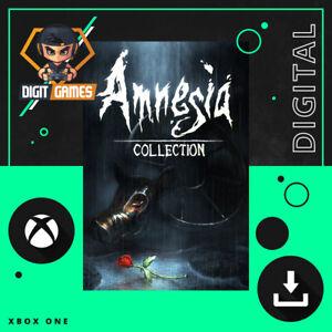 Amnesia Collection - Microsoft Xbox One Game / Digital Download