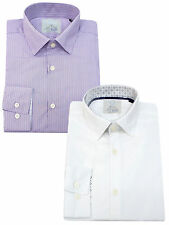 DKNY Cotton Button Cuff Formal Shirts for Men