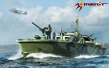 Pt-boat Elco 80 US Navy Ww2 - Kit Merit International 1/48 N° 64801