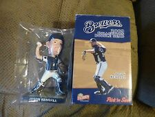 JASON KENDALL BREWERS 2009 BOBBLE HEAD