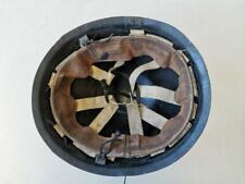 British 1942 dated Tanker First Pattern Crash Helmet RTR / RAC