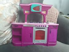 Barbie Glam Kitchen Playset 2009