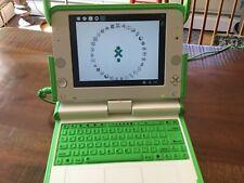 Anatel One Laptop Per Child Computer OLPC XO W/ 2ea Power Supply