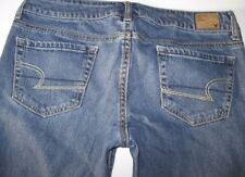 **AMERICAN EAGLE OUTFITTERS** WOMEN'S BLUE JEANS Size 8 - A02-20