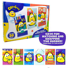 Mix & Match Bugbies Puzzle - 36 Pieces! Cbeebies Educational Fun Toy