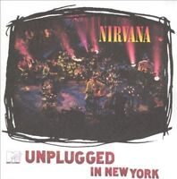 NIRVANA MTV Unplugged In New York CD BRAND NEW