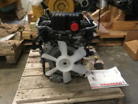Yanmar 2V750-C Diesel Engine, 0 Miles . All Complete and Run Tested