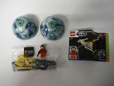 Lego Star Wars Naboo Starfighter & Naboo 9674 COMPLETE w/ instructions