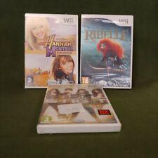 Lot 3 Jeux Nintendo Wii Wii