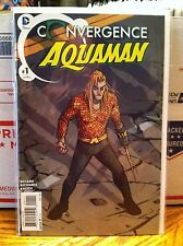 Aquaman Convergence #1 and #2