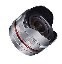Samy6 1230109102 Samyang Obiettivo 7 5mm F/3 5 UMC Fish-eye MFT per Micro
