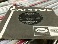 NANCY WILSON Where Does That Leave Me CAPITOL NORTHERN SOUL ROMANCE British