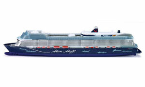 Model Siku Ship For Cruise Mein Schiff Scale 1:1400 Ship Boat vehicles