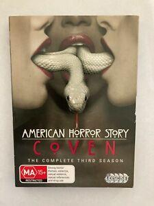American Horror Story - Season Three - 3 - Coven - DVD