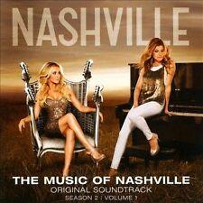 The Music of Nashville: Season 2, Vol. 1 by Nashville Cast (CD, Dec-2013, Big...