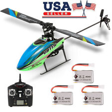 WLtoys V911S 4CH 6G Non-aileron RC Helicopter w/Gyroscope Toys w/Battery Q5E1