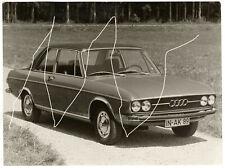 23x17cm Orig altes Archiv Foto 1971 Audi 100 GL 2-Türer photo