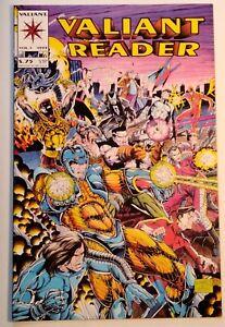 Comic Book - Valiant Reader #1 - 1993 - Valiant Comics - Uncertified - VF+