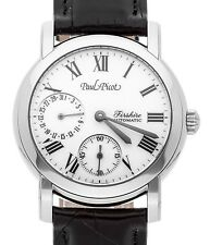 Paul Picot Firshire Ronde Men's Steel Watch White Dial Auto P7041.20.113L002