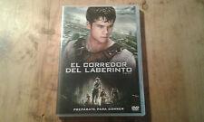 Como nuevo DVD de la película - EL CORREDOR DEL LABERINTO - Item For collectors