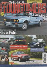 YOUNGTIMERS 77 JAGUAR XK8 X100 MERCEDEZ 560 SEC KOENIG 440ch BMW 320iA CABRI E30