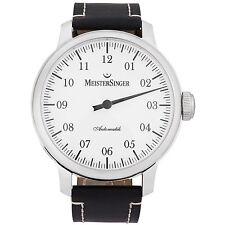 MeisterSinger Granmatik 52mm Men's Automatic Single Hand Watch GM301 Swiss Made