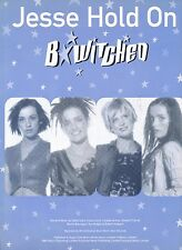 Jesse aguanta-B * witched - 1999 Partituras