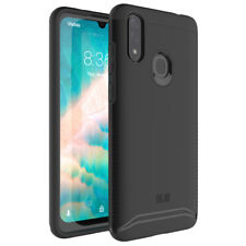 Designed for Visible ZTE Blade 10 Prime - TUDIA MERGE Dual Layer Cover Case
