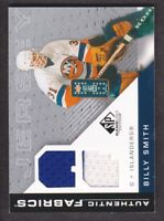 2007-08 SP Game Used Authentic Fabrics #AF-BS Billy Smith JErsey Islanders