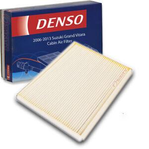 Denso Cabin Air Filter for 2006-2013 Suzuki Grand Vitara 2.4L 2.7L 3.2L L4 le